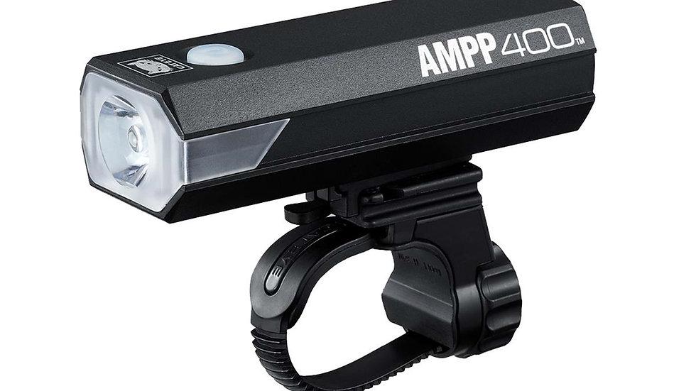 CATEYE AMPP 400 FRONT BIKE LIGHT