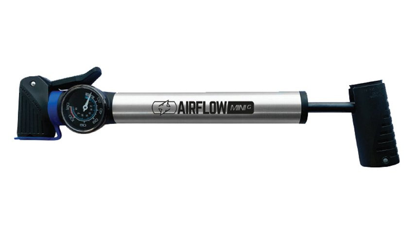 OXFORD AIRFLOW MINI, ALLOY MINI PUMP WITH GAUGE
