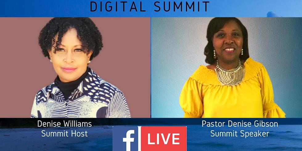 Nevertheless Digital Summit, December 15, 2020 at 8 pm. est.