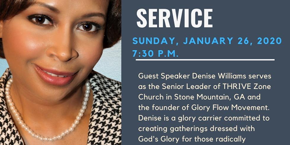 Revival Awakening Service