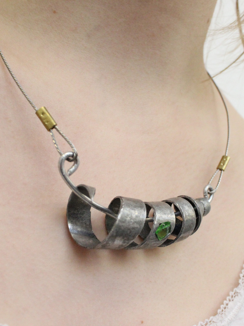 Nos Canister Necklace