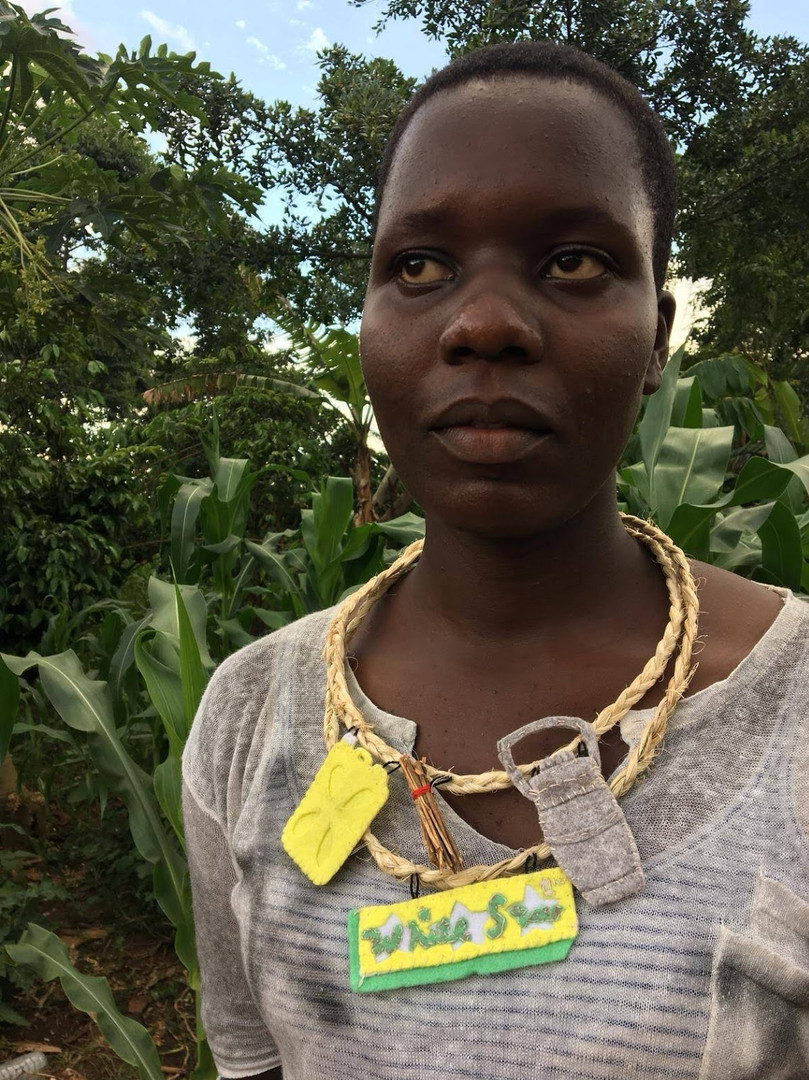 Women's Work Necklace
