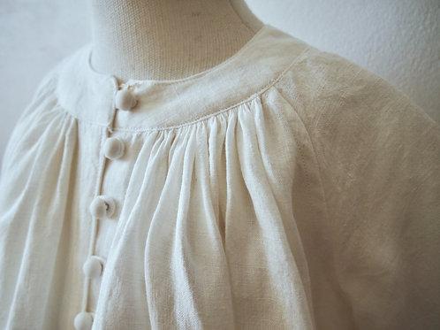 [フリル襟無し]ベビードレス