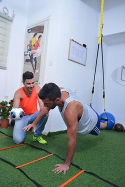 טיפול בחוסר יציבות בכתף