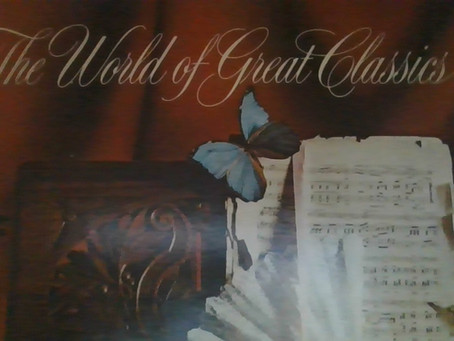 My 10 Day Challenge- World of Great Classics
