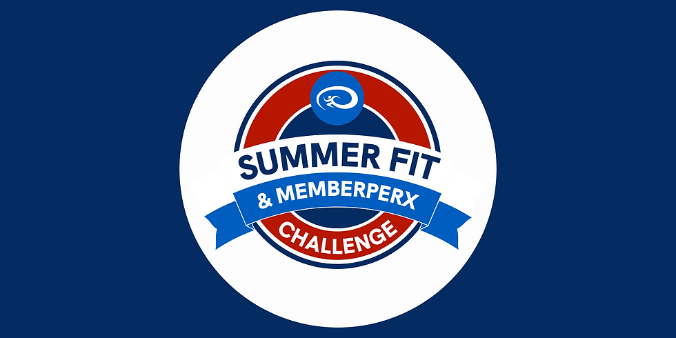The Winner Is Event- Summer Fit & MemberPERX Challenge