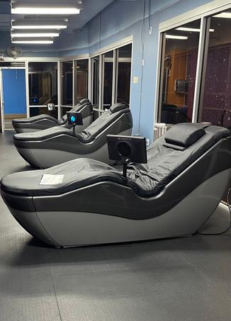 HydroMassage chairs