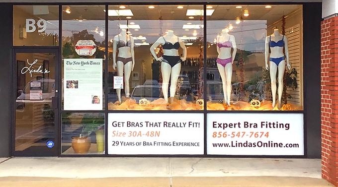 Linda's Expert Bra Fitting