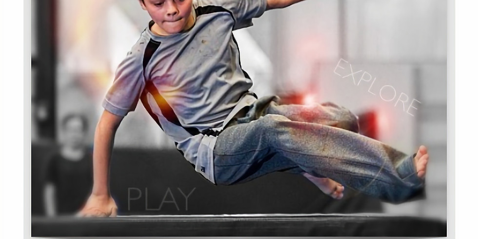 PKfit (Obstacle Fitness For KIds) Free Trail Class
