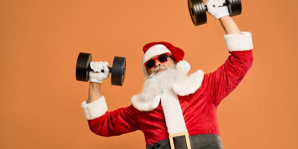 Fit Santa