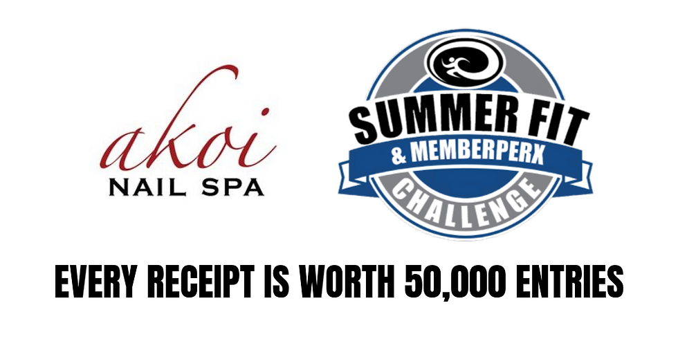 Scratch Off Event At Akoi Nail Spa! Win  Life Time Membership!
