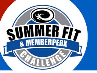 4th Annual Summer Fit & MemberPERX Challenge! Win $4,000 & A Lifetime Membership!