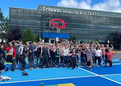 Members of Echelon Health & Fitness in Voorhees, NJ