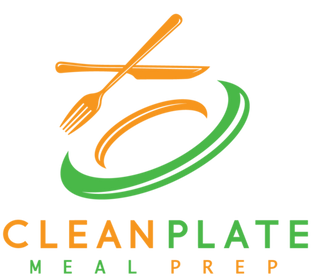 Clean Plate Meal Prep logo