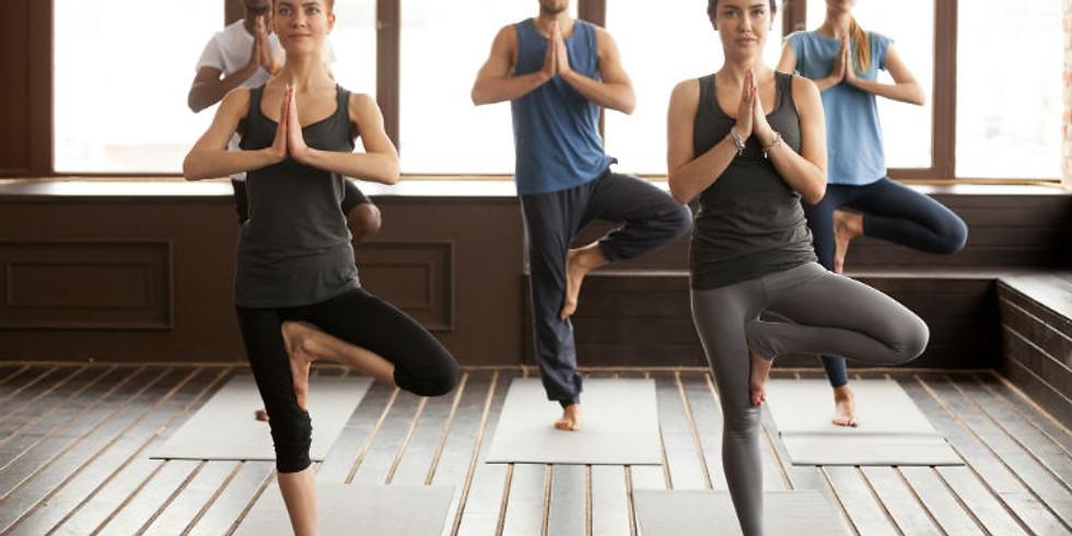 Friday Night Jam: Hot Yoga & Yin w / Kayla