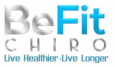 Be Fit Chiro logo