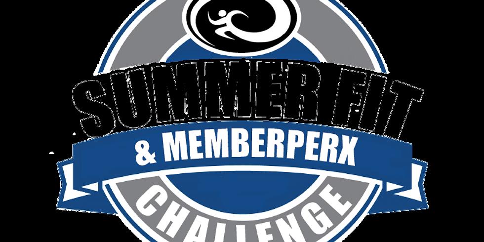 3rd Annual Summer Fit & MemberPERX Challenge