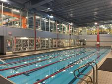 5 lane lap pool