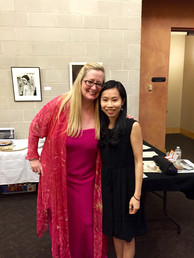 with guest artist Tara Helen O'Connor at Las Vegas Flute Club's Flute Day (2016)