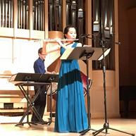 Doctoral chamber recital at UNLV (2015)