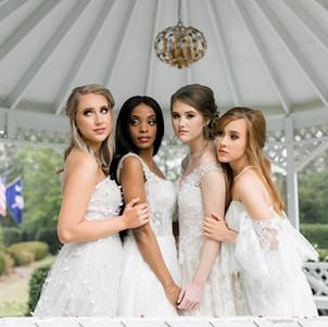 Bridal Inspiration in Historic Camden