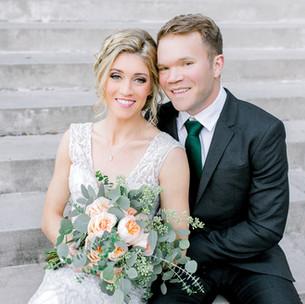 Mr. & Mrs. Thomas