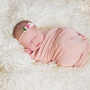 Welcome Newborn Kinsley!