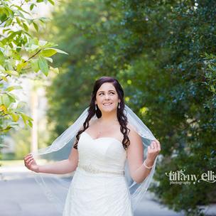 Kelsi - Bridal Portraits