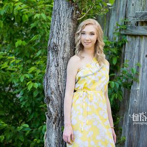 High School Senior - Julianna