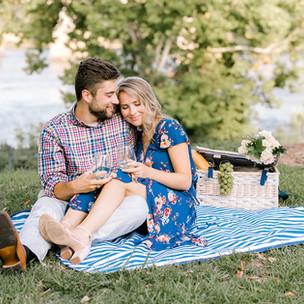 Aubrey & Brandon are Engaged!