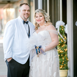 Mr. & Mrs. Arrants