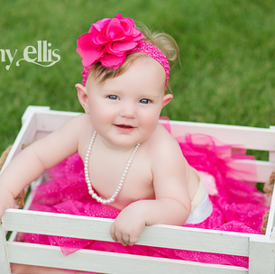 Tiffany is 6 Months Old!