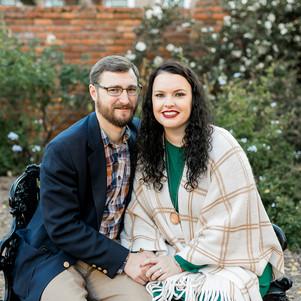 Ruth & Scott are Engaged!