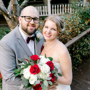 Mr. & Mrs. Hamblin