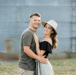 Taylor & Garrett are Engaged!