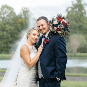 Mr. & Mrs. Vanvolkenburg