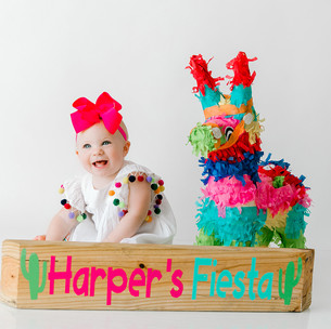 Harper Turns One!
