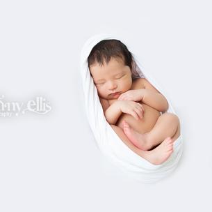 Welcome Baby Alaina!