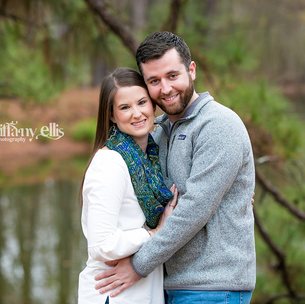 Angie & Brandon are Engaged!