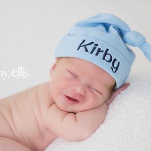 Welcome Newborn Kirby!