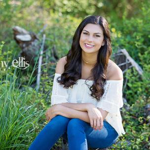 High School Senior - Audrey