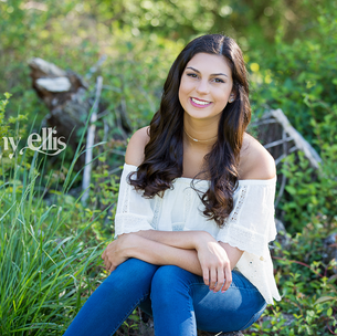 High School Senior - Audrey