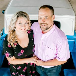 Jennifer & Ron are Engaged!