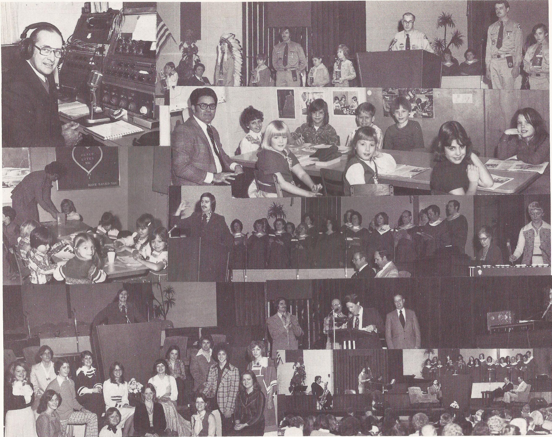 1977 Church Activites