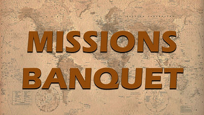 Missions Banquet