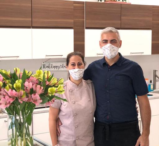 Gisele Labate &  Cristiano Angelucci
