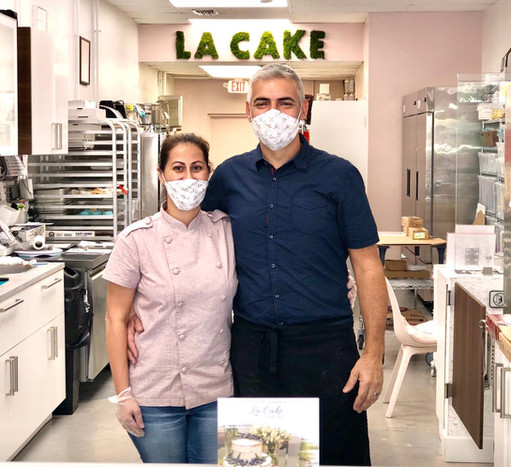 La Cake Cafe'