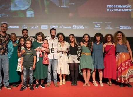 PÃO E GENTE na Mostra Aurora da 23ª Mostra de Cinema de Tiradentes