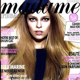 Madame Figaro - dec 2011
