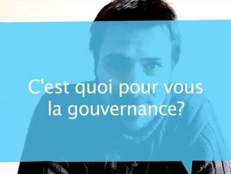 Intro: La gouvernance partagée